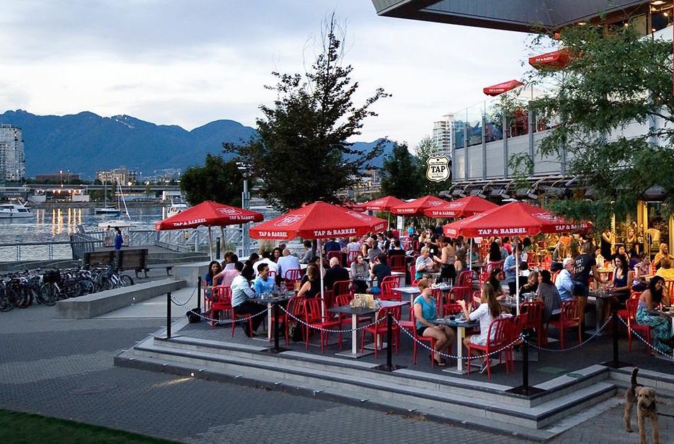Tap & Barrel – Olympic Village/Facebook