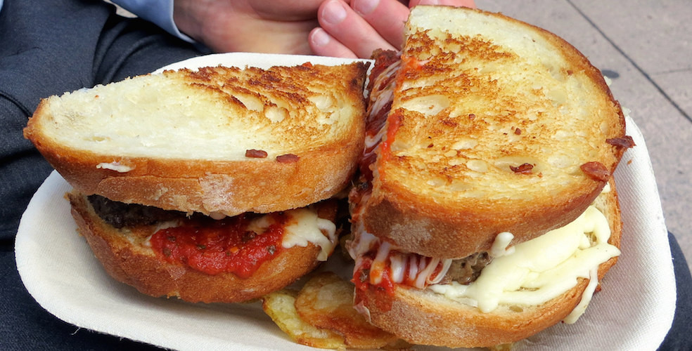 Mom's Meatloaf at Mom's Grilled Cheese Truck (Ruth Hartnup/Flickr)
