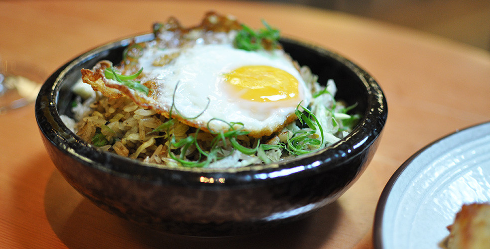 Fried Rice (Jess Fleming / Daily Hive)
