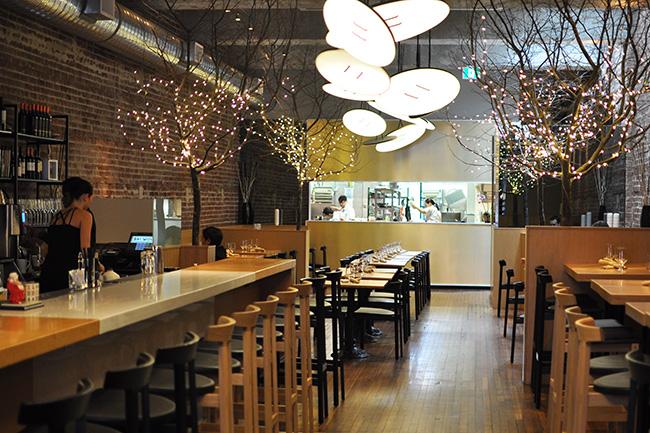 Inside Sai Woo (jess Fleming / Daily Hive)