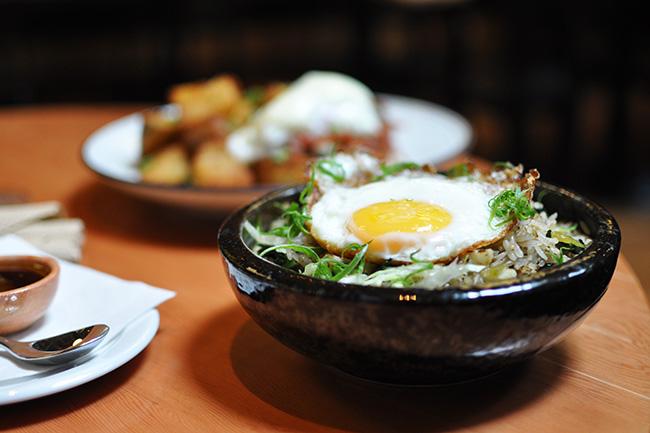 Sai woo rice bowl