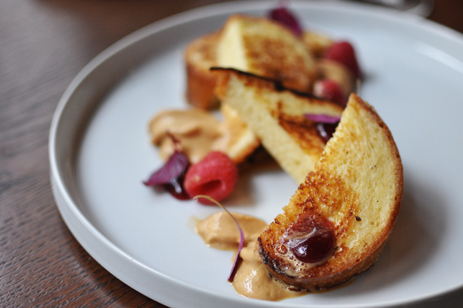 Pain Perdu & Fruits (Jess Fleming / Daily Hive)