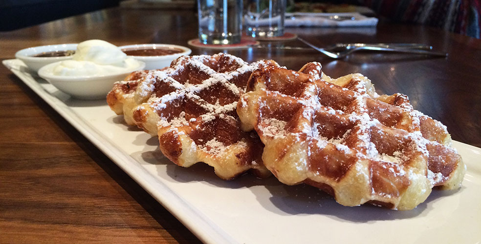 The Ultimate Vancouver Brunch Guide: Chambar