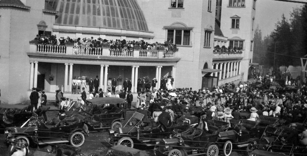 32 vintage photos from the Pacific National Exhibition