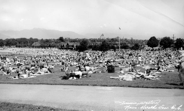 kitsilano-beach-1947