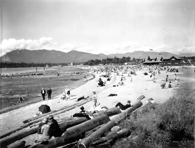 kitsilano-beach-july-1928