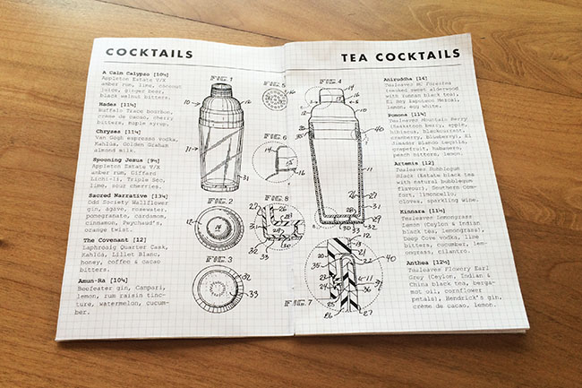 Brunch cocktails (Jess Fleming / Daily Hive)