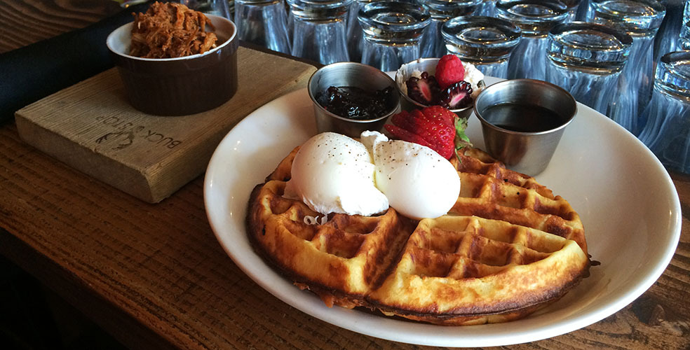 The Ultimate Vancouver Brunch Guide: Buckstop