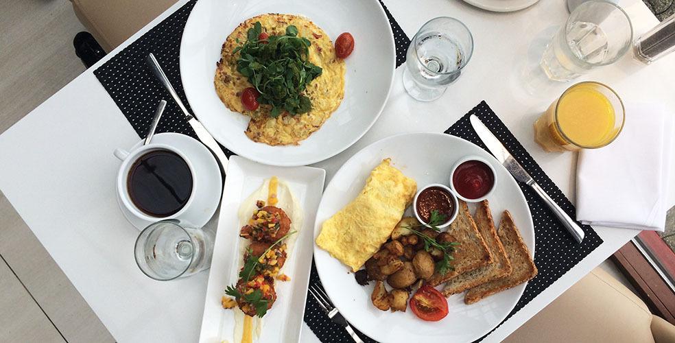 The Ultimate Vancouver Brunch Guide: Dockside Restaurant
