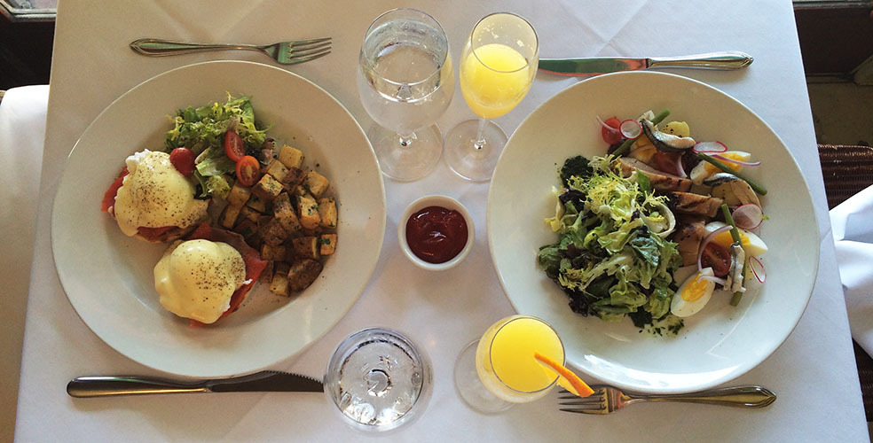 The Ultimate Vancouver Brunch Guide: Bistro Pastis