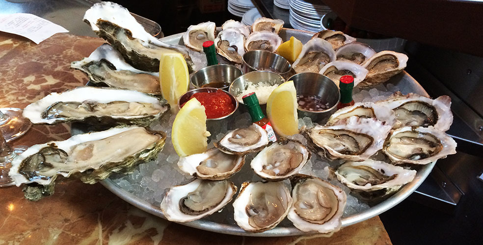Fresh oysters joe fortes 984x500