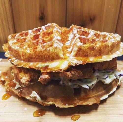 Waffles & Chix/Facebook