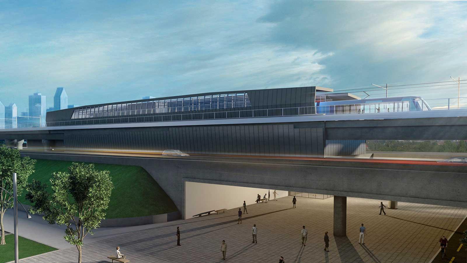 Construction delays hoist REM light-train's budget to $6.5 billion