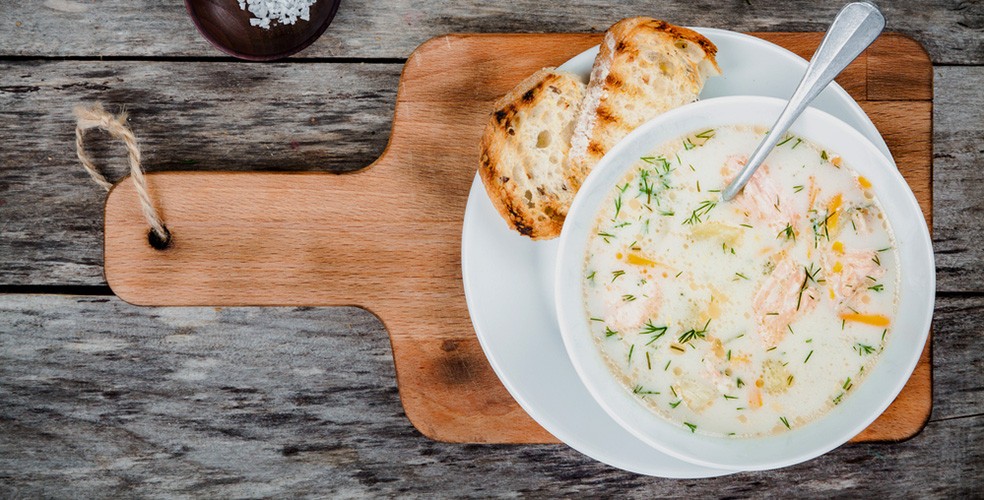 Best chowder in Vancouver