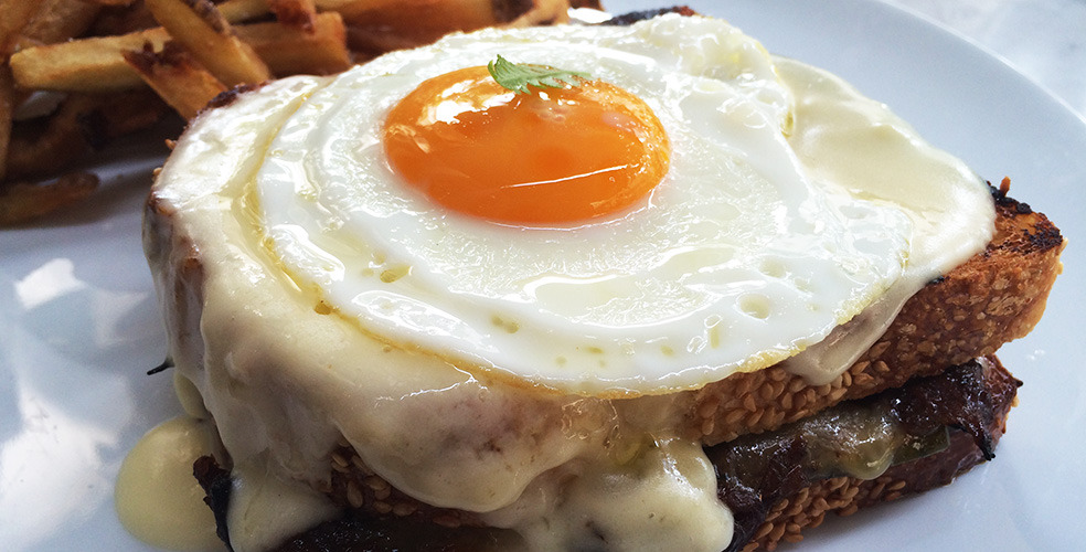 The Ultimate Vancouver Brunch Guide: Boulevard Kitchen & Oyster Bar
