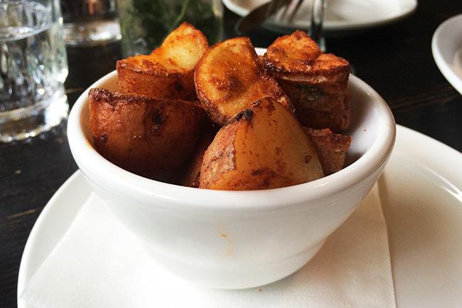 Red Potato Hash (Jess Fleming / Daily Hive)
