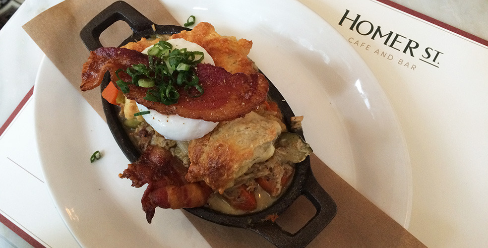The Ultimate Vancouver Brunch Guide: Homer St. Cafe and Bar