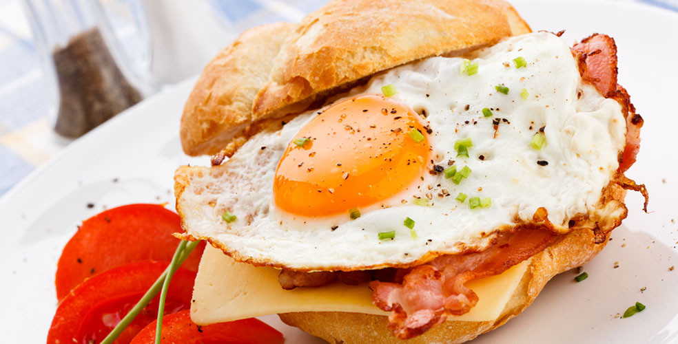 Сэндвичи на завтрак рецепты фото