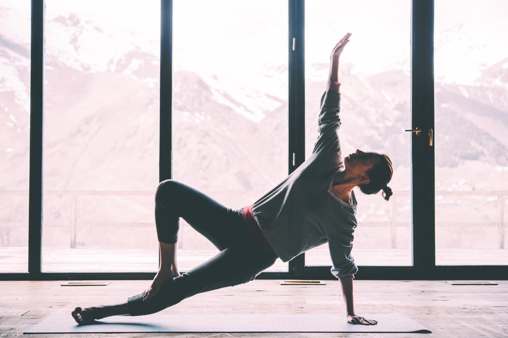 Yoga / Shutterstock