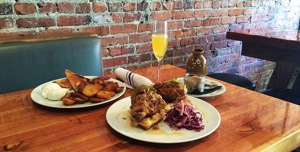 The Ultimate Vancouver Brunch Guide: Mamie Taylor's