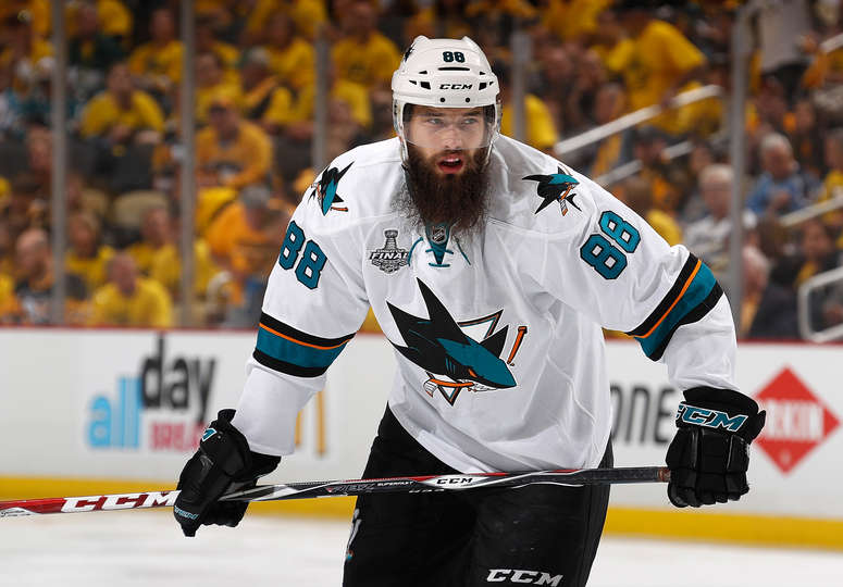 Why Sidney Crosby has a better playoff beard than Brent Burns