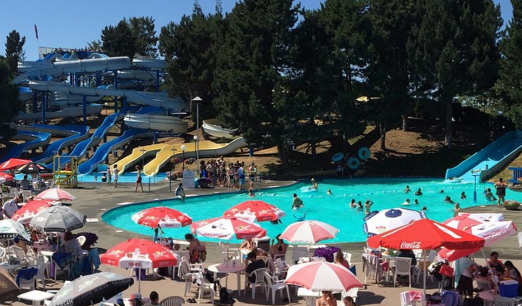 Say farewell to the slides at Splashdown Park's final weekend