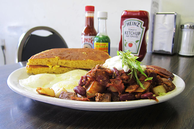 Cowboy's Breakfast (Jess Fleming/Daily Hive)