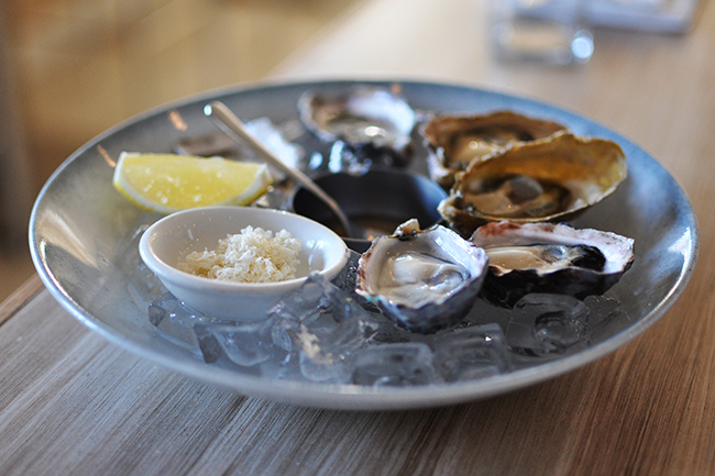 West Coast Oysters (Jess Fleming / Daily Hive)
