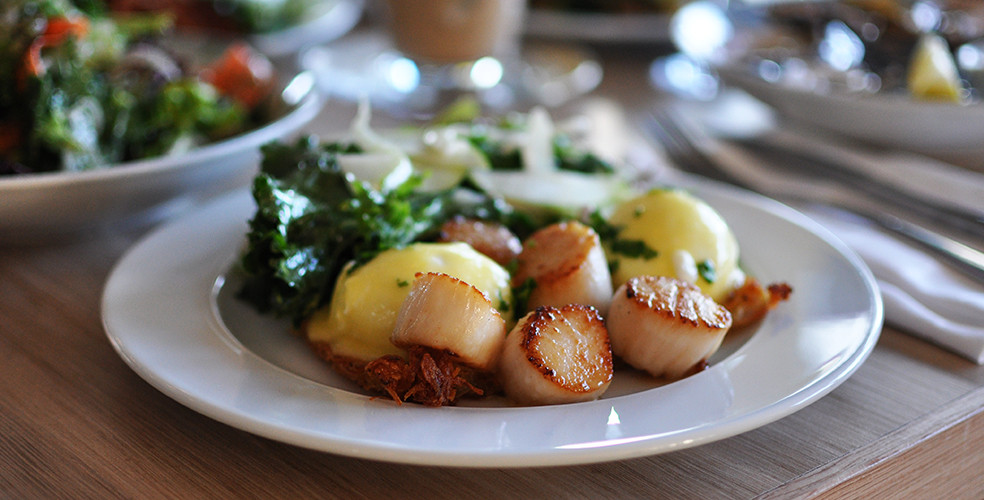 The Ultimate Vancouver Brunch Guide: Beach Bay Café