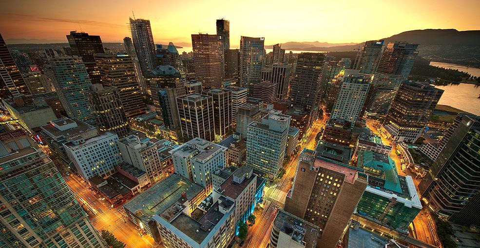 Vancouver sunset magnus larsson flickr1