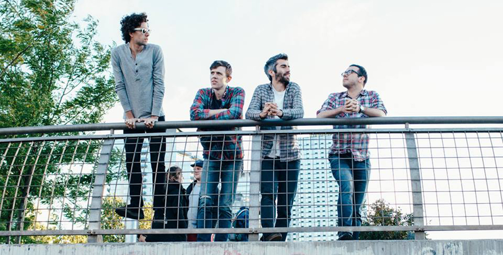 Tokyo Police Club are coming to Vancouver