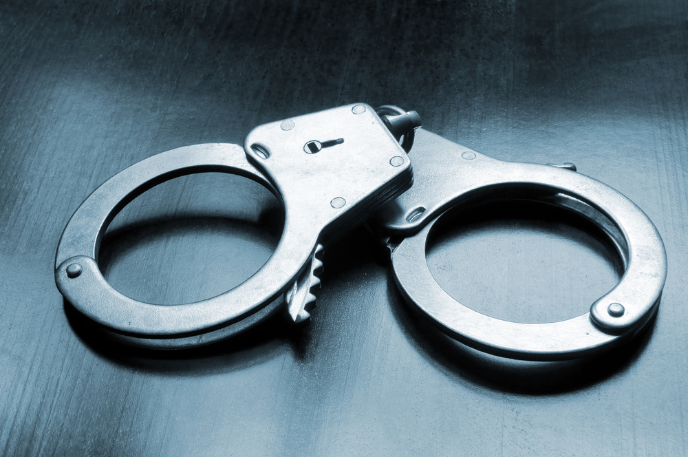 Handcuffs crime police