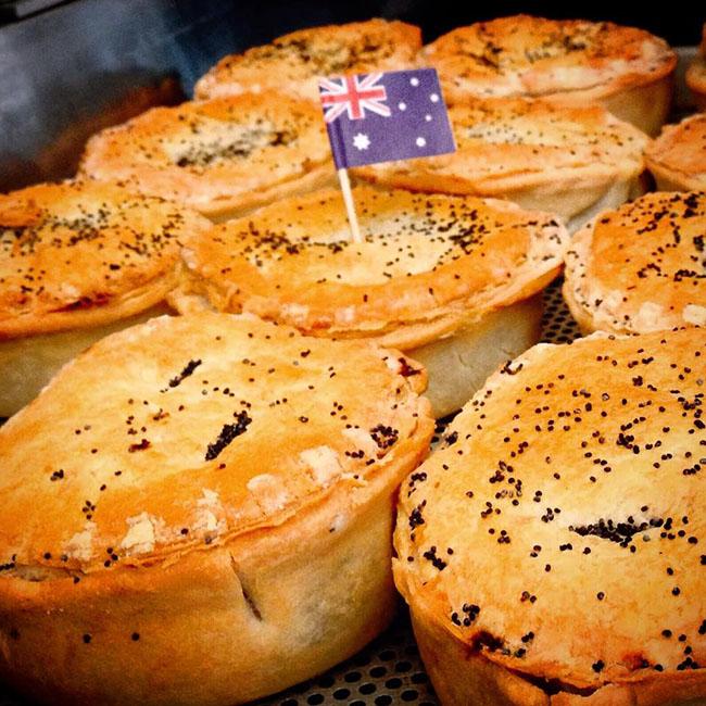 Aussie Pie Guy / Facebook