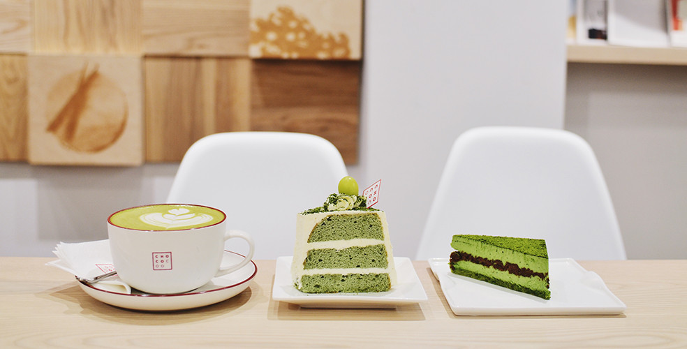 Best treats made with matcha in Vancouver