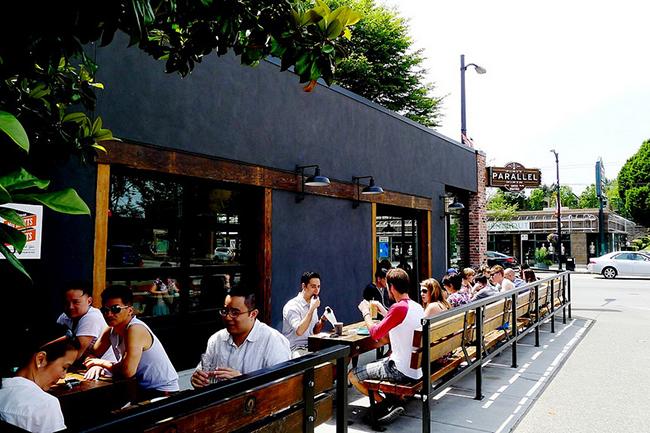 Best patios