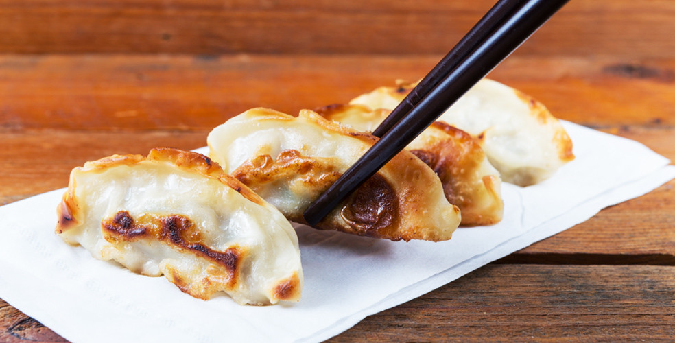 Best gyoza in Vancouver