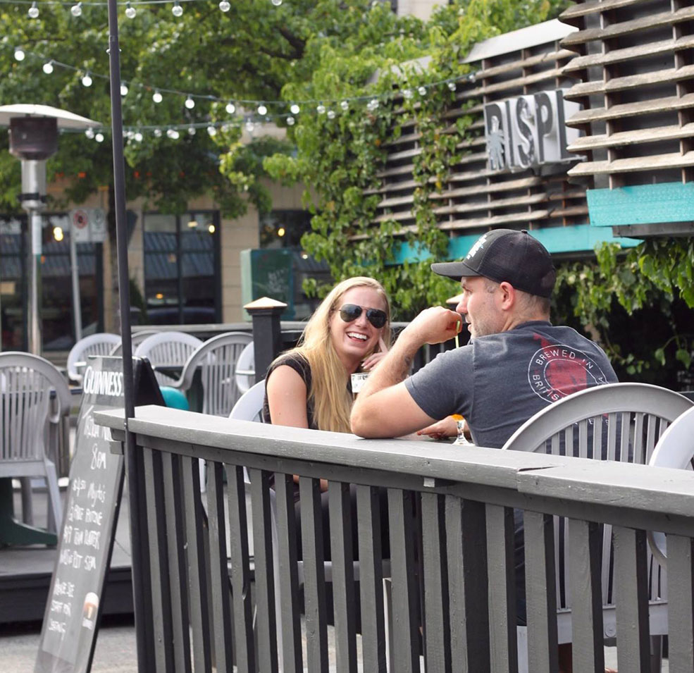 May The 4th Be With You Vancouver: Best Patios In Kitsilano