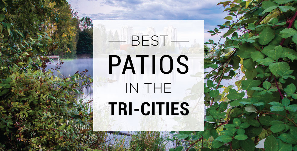 Best patios in the tri cities