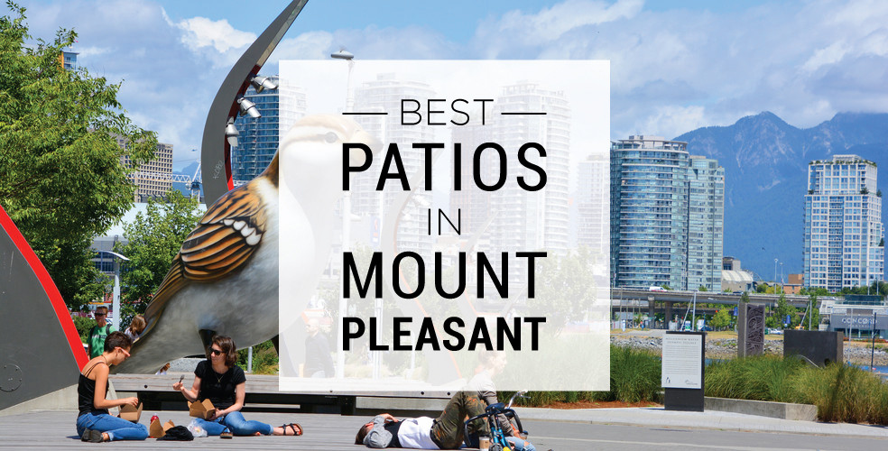 Best patios in Mount Pleasant