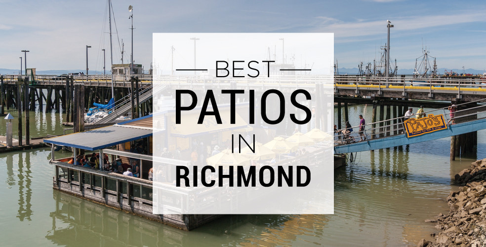 Best patios in richmond