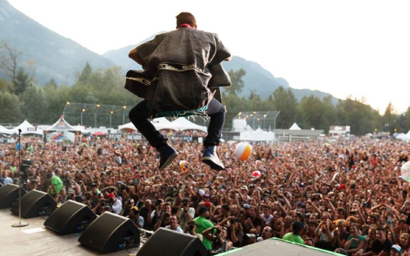Squamish Valley Music Festival cancelled for 2016