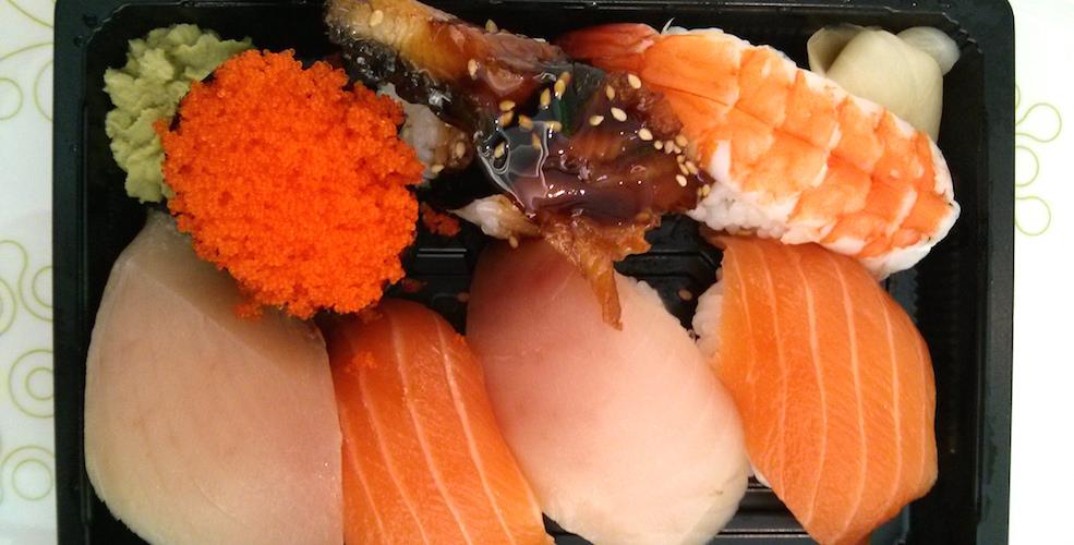 Umi sushi express flickr