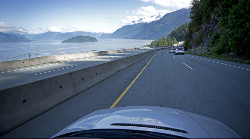 One person airlifted to hospital, six injured in collision on Sea to Sky Highway