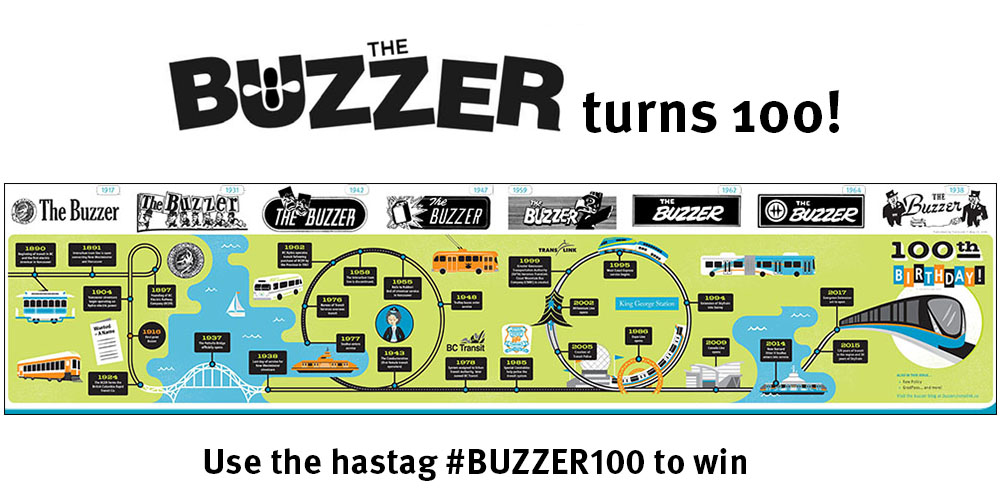 The buzzer hive feature 100
