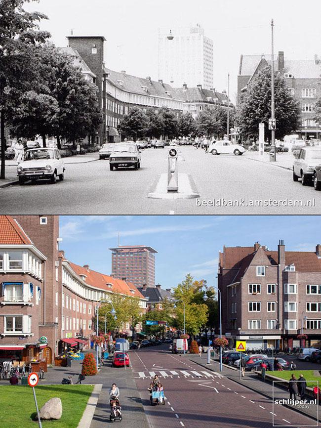 Image: Amsterdam Archives (beeldbank.amsterdam.nl) & Thomas Schlijper