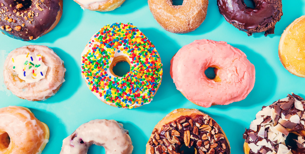 Which donuts do Canadians want the most?