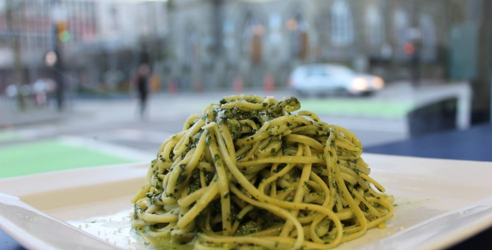 Vancouver Cheap Eats: Pasta