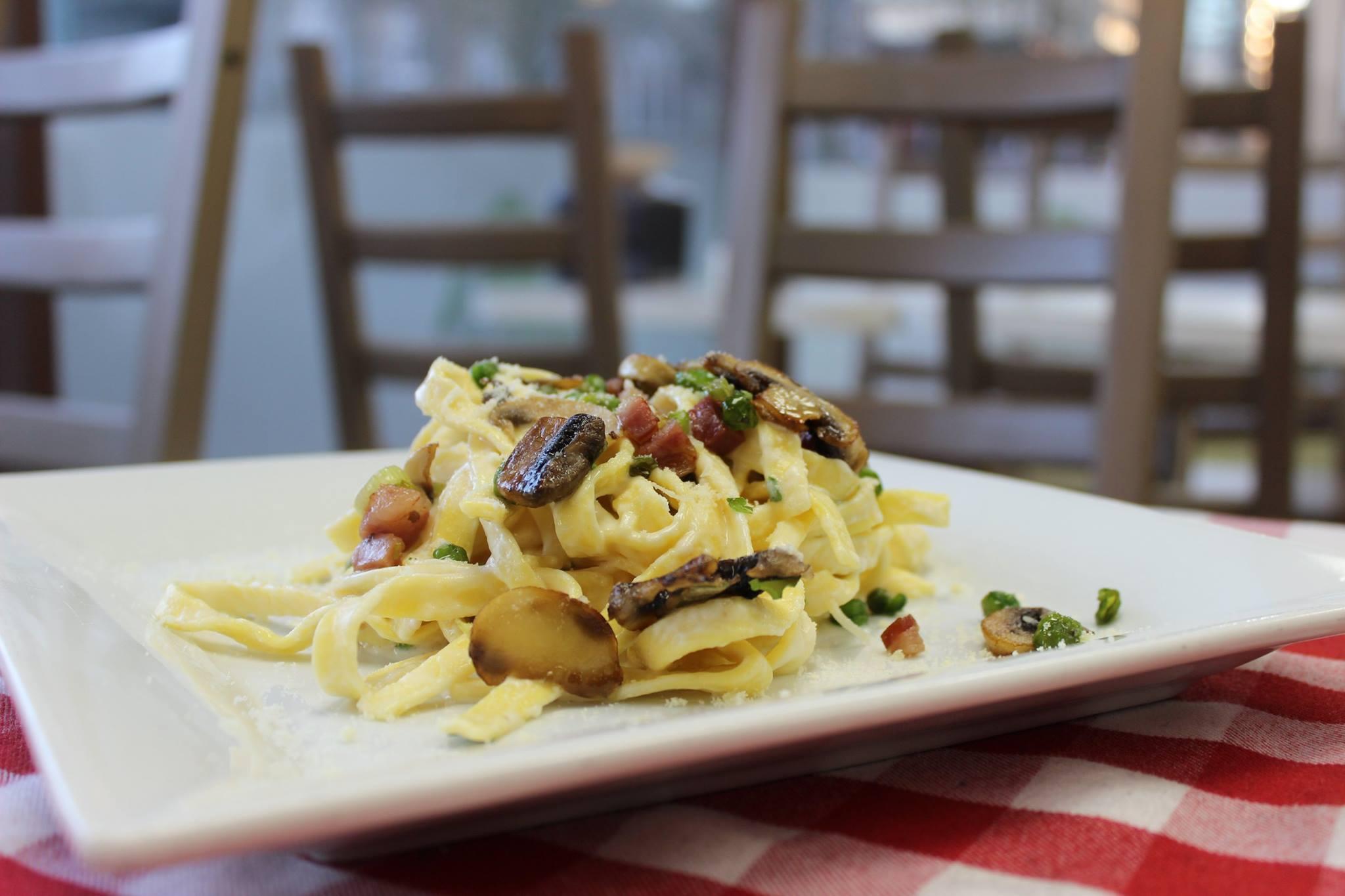 Semolina - Made to Order Italian Fare/Facebook