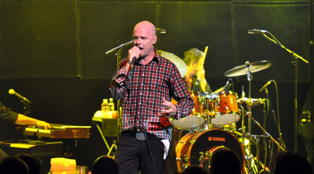 Free live stream of Tragically Hip's farewell tour at Marquee Beer Market & Stage
