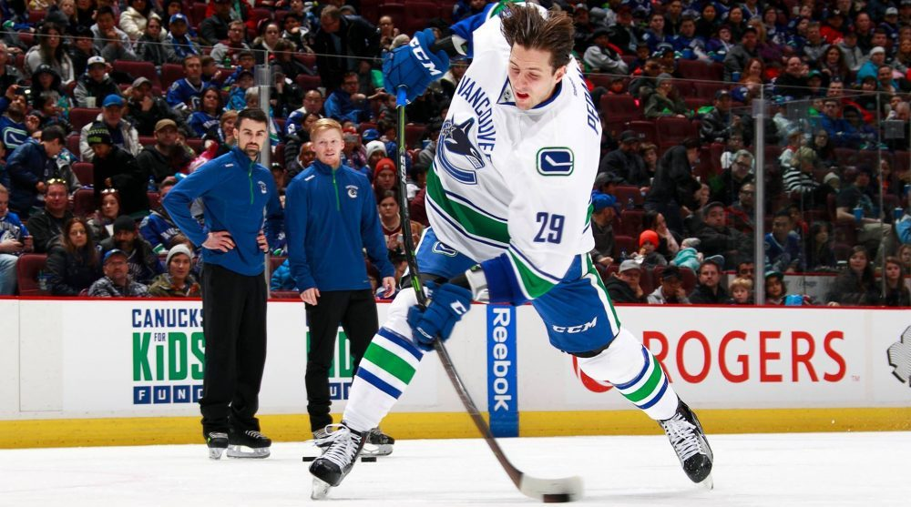 Canucks re-sign defenceman Andrey Pedan to 1-year contract